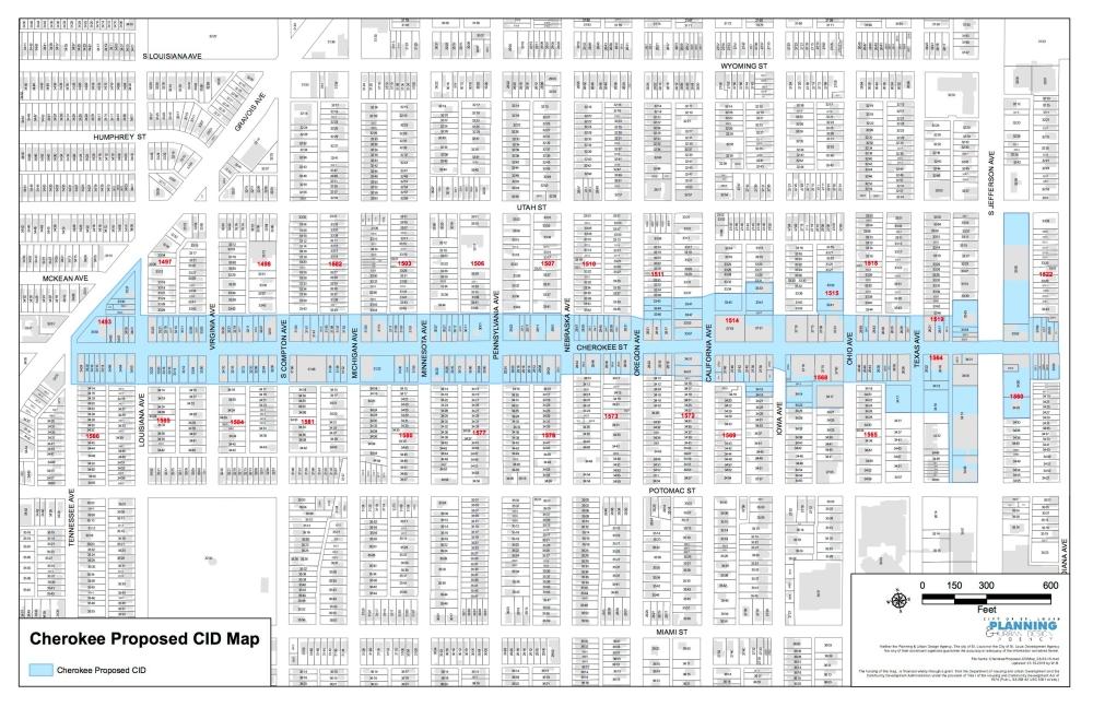 Cherokee Street - Map of CID - Final
